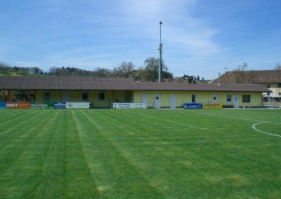 Clubgebäude